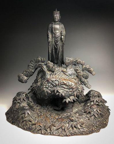 Edo Period Bronze Work