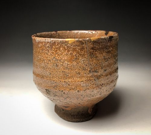Edo Period Hagi Chawan