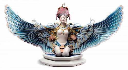 Winged Fantasy by Lladro, Limited Edition 77/250