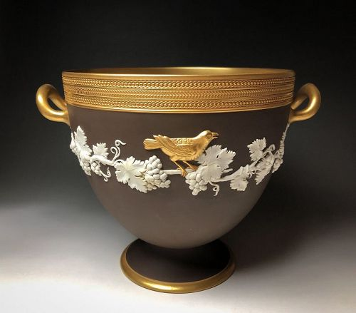 Golden Bird Bowl by Wedgwood