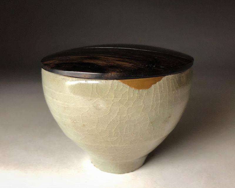 SALE - Korean Goryo Dynasty Celadon Cup