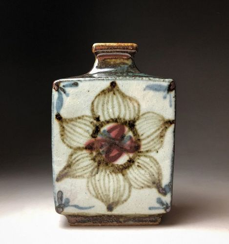 Vase by Kawai Buichi