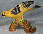 WADE GOLDFINCH HEAD DOWN FIGURINE 1930s-50s