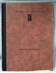 CHARLES MERYON PRINT COLLECTORS CLUB BOOK #126/500