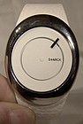 Philippe Starck PH6000 WHITE PALINDROME WRISTWATCH