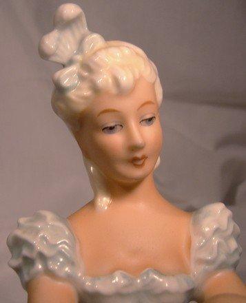 Goebel Schaumberg Kunst BALLERINA FIGURINE c1940