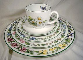 Royal Worcester WORCESTER HERBS China