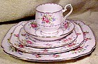Royal Albert PETITPOINT 5 Piece Place Setting