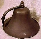 Lake Boat Solid Bronze Ship Bell 1900-20