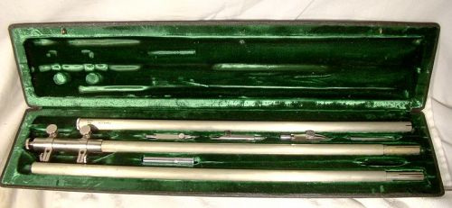 "Keuffel & Esser 42"" Paragon Beam Compass Drafting Tool in Case"