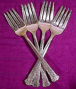 Rogers Oneida DEL MAR SP FLATWARE - Assorted Items