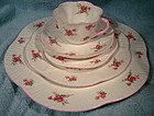 SHELLEY ROSE SPRAY CHINA - Assorted Pieces