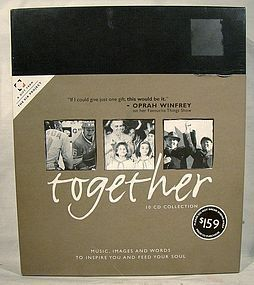 THE TOGETHER 10 CD COLLECTION - Sealed New