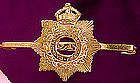 9K WWI CANADIAN ARMY SERVICE CORP PIN BADGE c1914-18