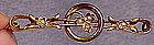EDWARDIAN 14K SEED PEARL BROOCH PIN 1900-1910