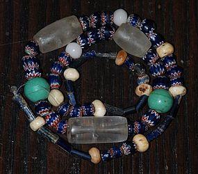 Pre-Columbian NUEVA CADIZ ~ Old Trade Beads