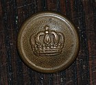 World War I ~ WWI German Uniform BUTTON
