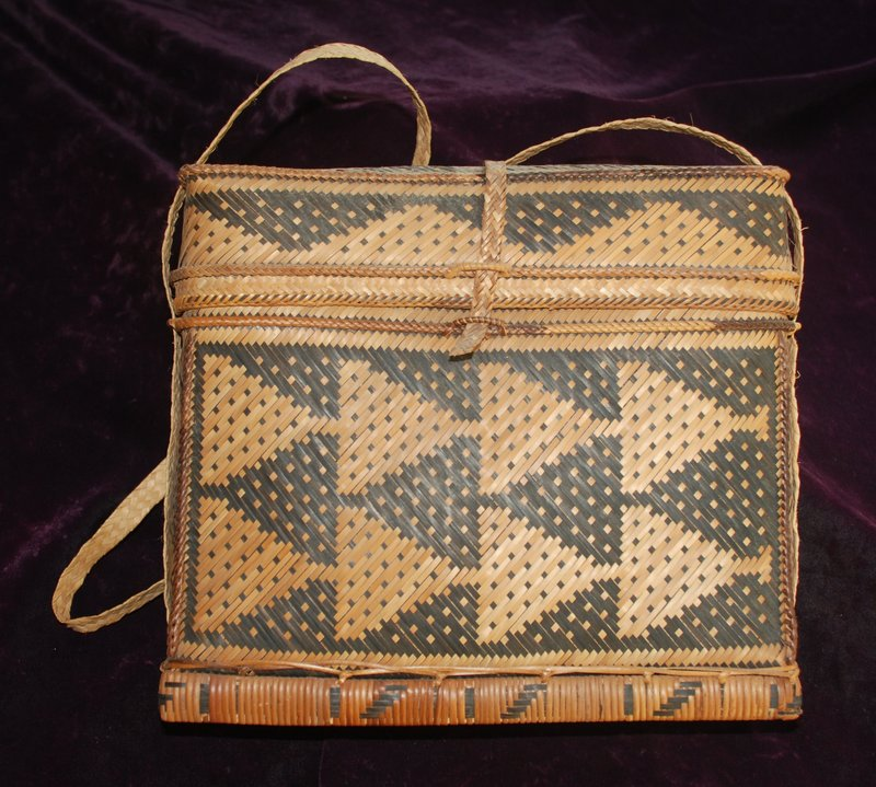 Straw PURSE from LIBERIA