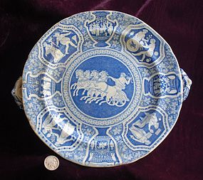 19th  Century ~ SPODE ~ Plate Warmer