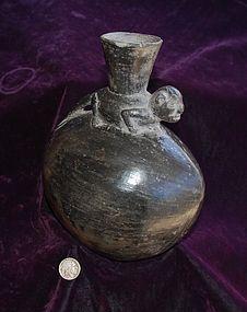 Pre-Columbian ~ CHIMU ~ Zoomorphic VESSEL