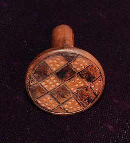 Pre-Columbian ~ MOCHICA ~ Ear FLARE