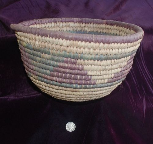 Native American Indian ~ BASKET