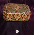 Beautiful ~ MOROCCAN ~ Ceramic  Box