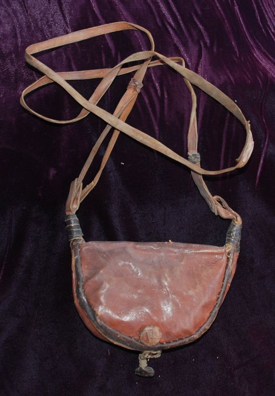 Native American Indian ~  Leather  PURSE