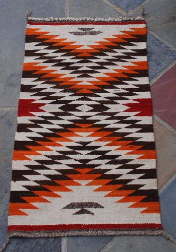Native American Indian ~ NAVAJO ~ Rug