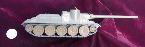 USSR Military Machine Toy TANK 341