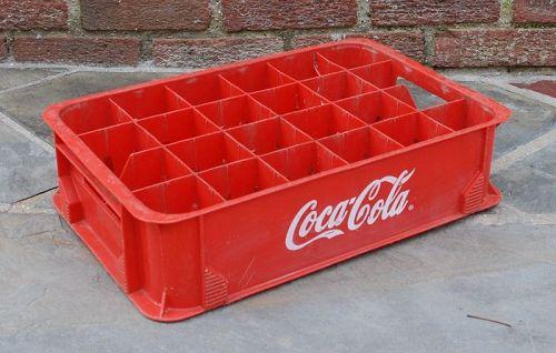 24 - Bottle ~ COCA - COLA ~ Plastic TRAY ~ Mega Plast S.A. ~ NR