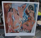 Les Demoiselles d' Avignon ~ PABLO PICASSO ~ Print