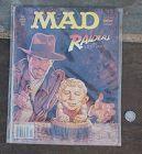 MAD Magazine ~ Raiders of a Lost Art  ~ No 228, January 1982