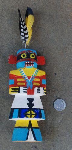 Native American Indian ~ KACHINA Doll