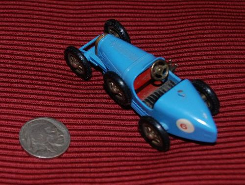 Models of Yesteryear ~ 1926 Type 35 ~ BUGATTI ~ Metal Toy CAR
