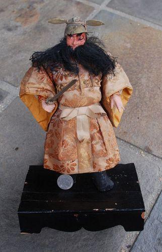 Vintage ~ SAMURAI Figure ~ 1950's