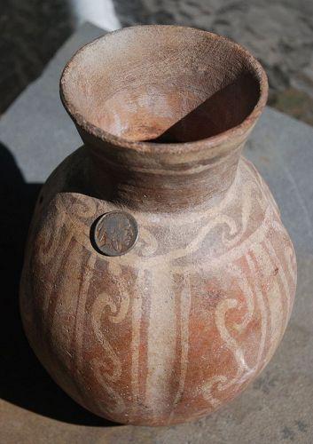 Pre-Columbian ~ MOCHE ~ Terracotta VESSEL