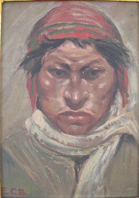 ENRIQUE CAMINO BRENT ~ Oil  Painting