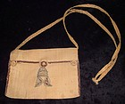 LIBERIAN ~ Africa ~ Sea Grass BAG ~ 1850's - 1870's