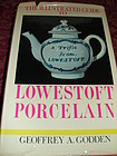 LOWESTOFT PORCELAIN, G. A. GODDEN