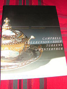 CAMPBELL COLLECTION OF SOUP TUREENS