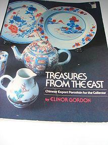 TREASURES FROM THE EAST,ELINOR GORDON