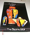 CLARICE CLIFF,THE BIZARRE AFFAIR