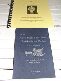 TWO BOOKLETS ON OPEN SALTS