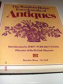THE RANDOM HOUSE BOOK OF ANTIQUES