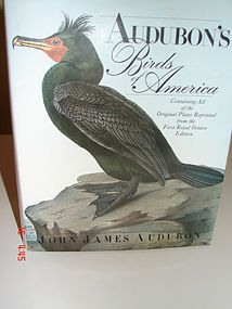 AUDUBON'S BIRDS OF AMERICA,HARD EDITION