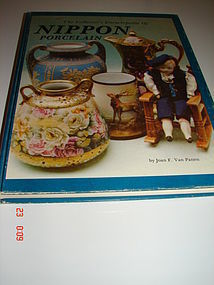 COLLECTOR'S ENCYCLOPEDIA OF  NIPPON PORCELAIN
