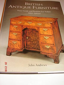 BRITISH ANTIQUE FURNITURE,JOHN ANDREWS