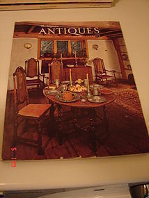 ANTIQUES MAGAZINES FROM DEC. 1974 TO SEPT.1978