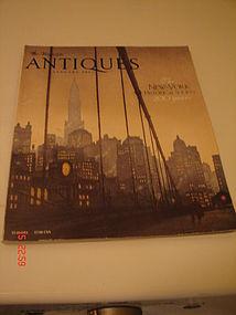 ANTIQUES MAGAZINES FROM JAN.2005 THRU DEC.2005